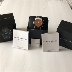 Marc Jacobs Hybrid Watch